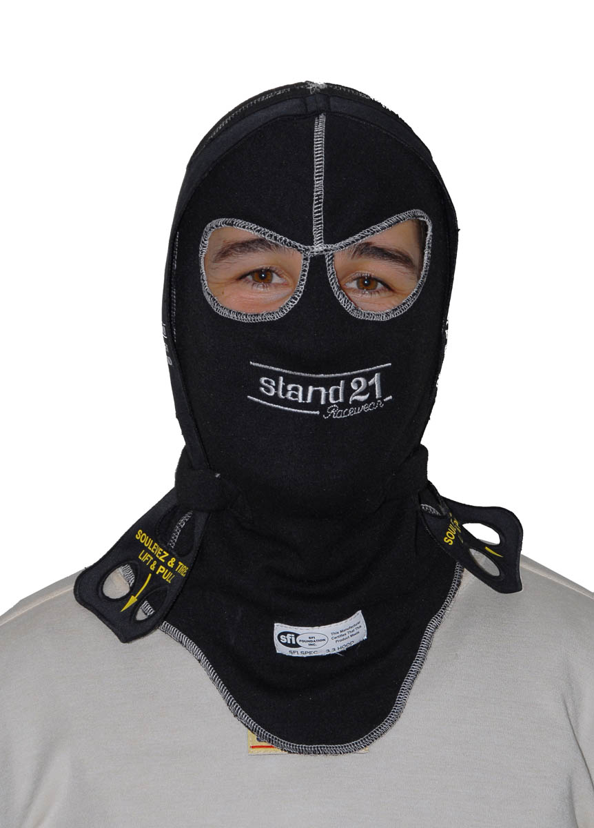 Lid Lifter Twin stock balaclava