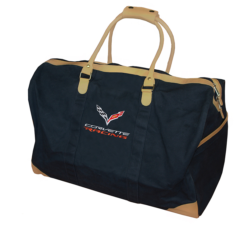 Corvette travel bag
