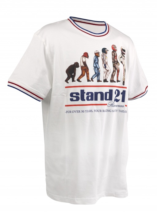 Stand 21 50th Anniversary white T-Shirt